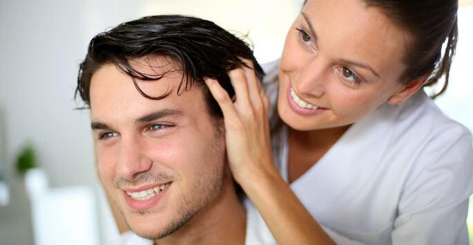 hair loss, Male Hair Loss Study at DeNova Research